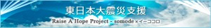 Link to Raise A Hope Projectリリース!
